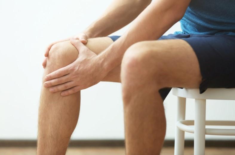 Симптомы заболеваний коленного сустава