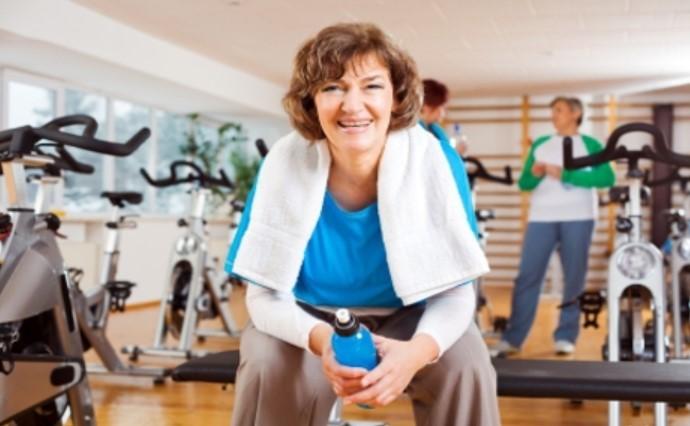 Начало упражнений при артрите